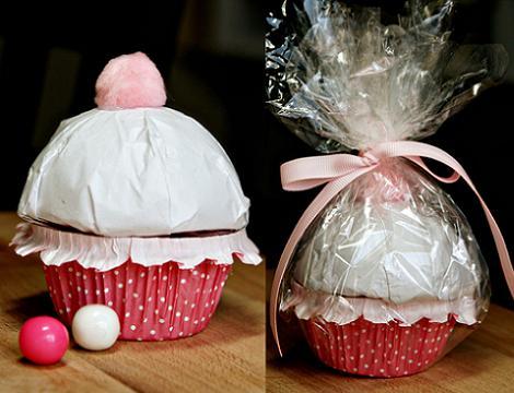 bolsas de fiesta cupcake