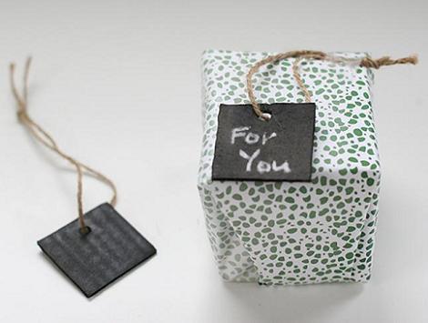 Etiquetas de regalo