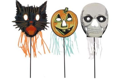 ideas fiesta halloween mascaras