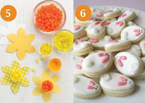 ideas fiesta pascua dulces