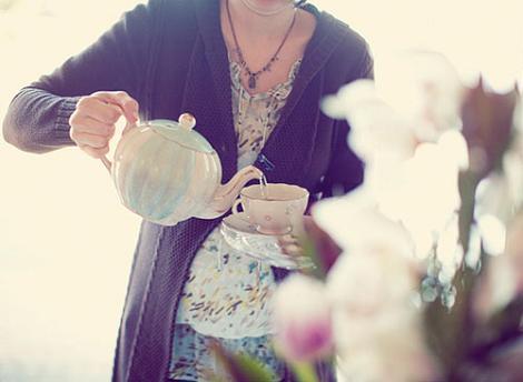 Ideas fiesta té