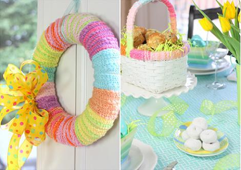 Ideas hilo Pascua