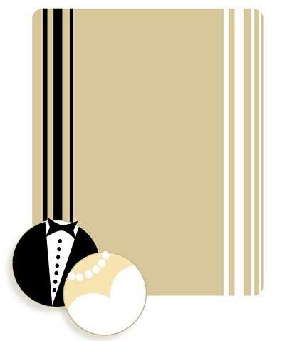 invitaciones boda imprimir rayas