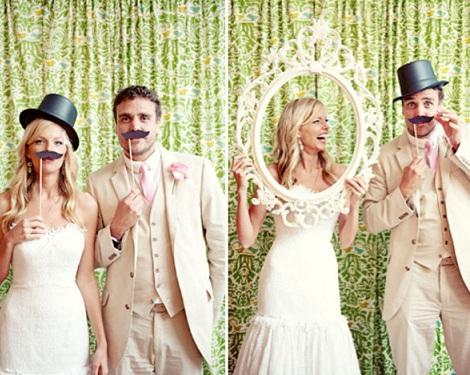 photocall boda marcos