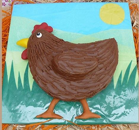 recetas pascua gallina