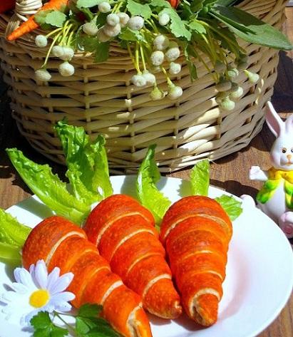 recetas pascua zanahorias