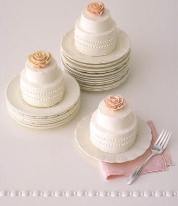 tartas boda originales miniatura