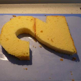 tartas formas numeros 2