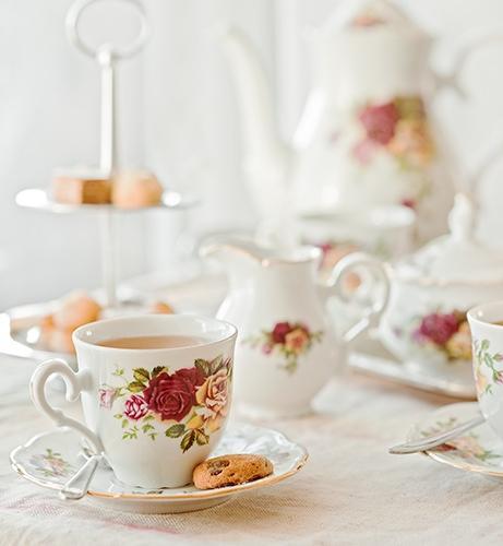 Vajilla del té
