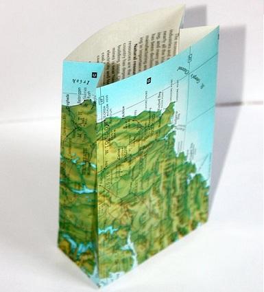 bolsas cumpleaños mapa