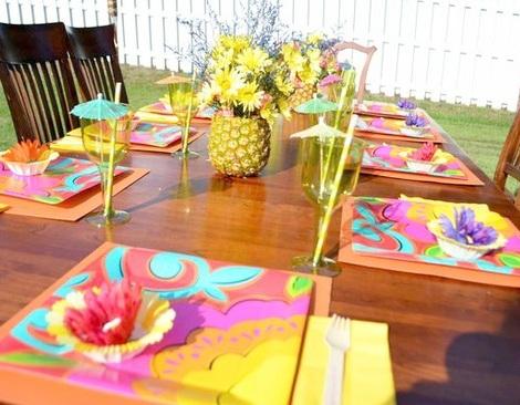 fiesta hawaiana centro