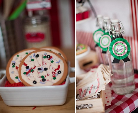fiesta italiana mesa cookies