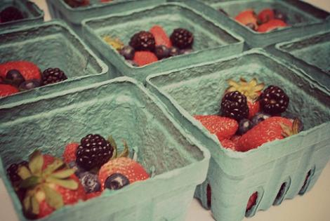 Fruta Día de la Madre