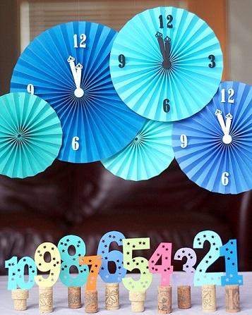 ideas fiesta fin de año decoración