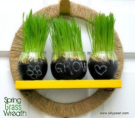 manualidades faciles dia de la madre plantas