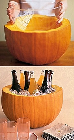 manualidades halloween bol bebidas