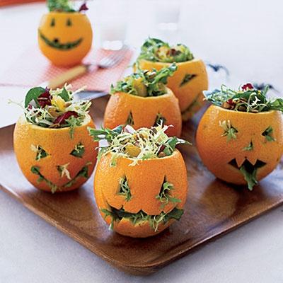 manualidades halloween calabazas