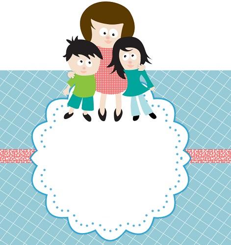 Tarjetas del Día de la Madre para imprimir - Ideas para fiestas