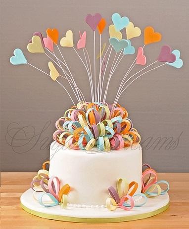 tartas cumpleaños originales