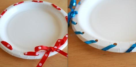 como decorar platos cumpleaños resultado