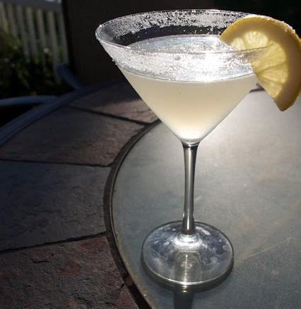 como hacer un lemon drop martini resultado
