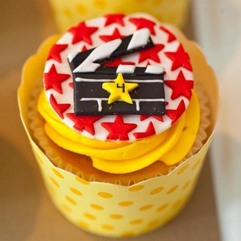 Cupcakes de cine
