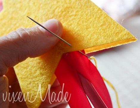 hacer varitas magicas coser