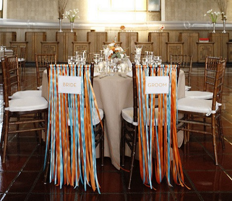 ideas diy bodas sillas