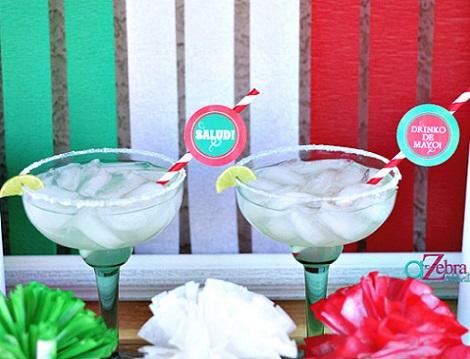 ideas fiesta mexicana casa margaritas