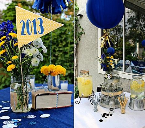 Ideas para una fiesta de graduaci n 2013 ideas para fiestas Decoracion de espacios de preescolar