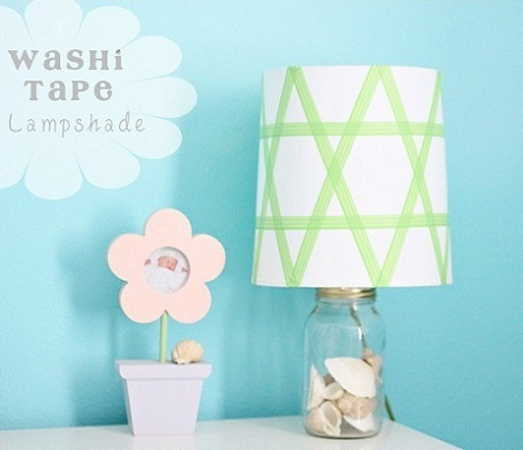 ideas washi tape lamara