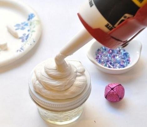 bote cupcake regalo silicona