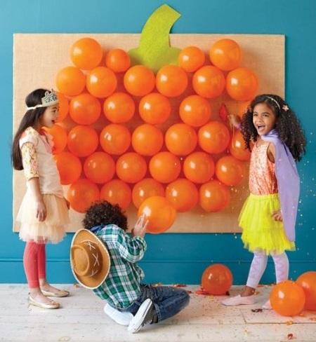 decorar fiesta cumpleaños frutas