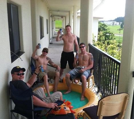 ideas fiesta piscina chicos