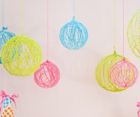 manualidades verano fiestas globos