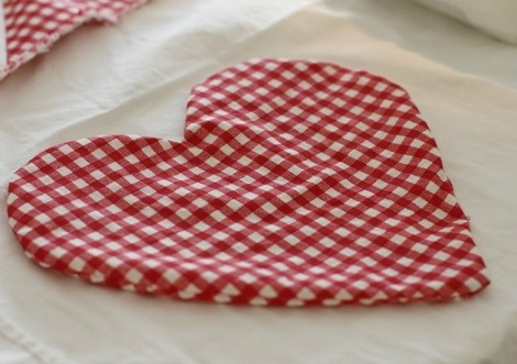 servilletas originales fiestas corazon