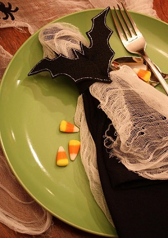 servilletas originales fiestas halloween