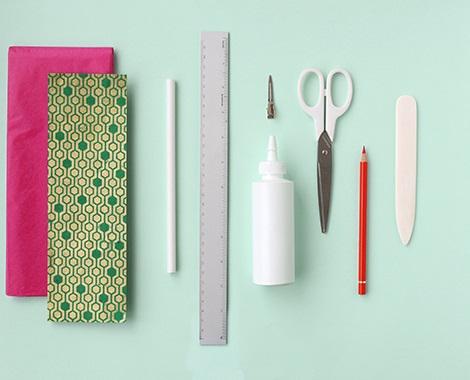 cómo hacer un matasuegras casero materiales