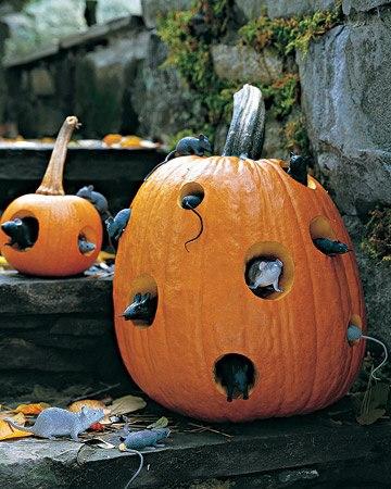 ideas decoracion halloween casera