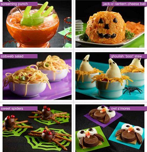 recetas de halloween faciles