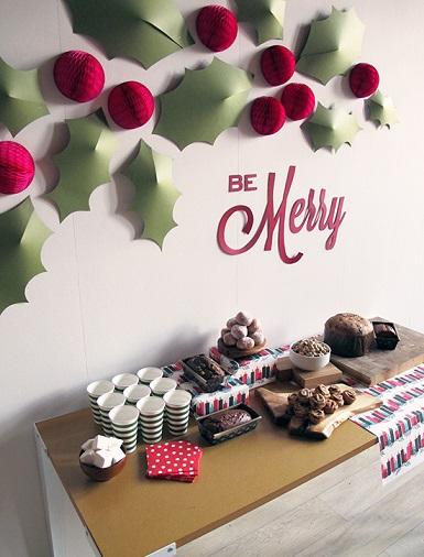 decoración navidad resultado