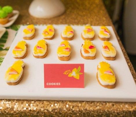 Ideas para celebrar una fiesta de 30 cumplea os en casa - Menu para fiesta de cumpleanos en casa ...