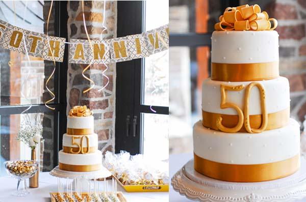 Ideas para bodas de oro organiza tu propia fiesta ideas for Decoracion bodas originales